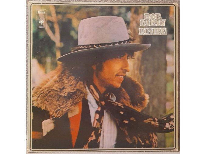 LP Bob Dylan - Desire, 1976