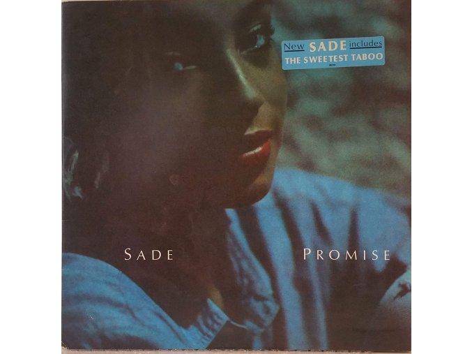 LP Sade - Promise, 1985