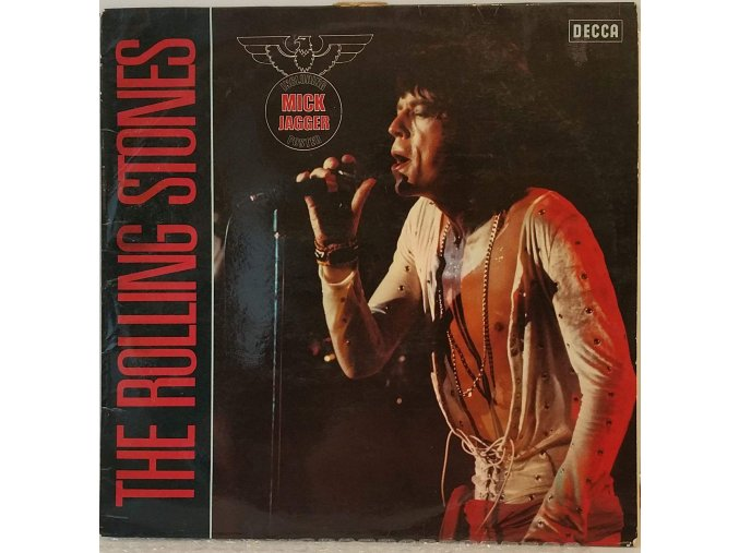 LP The Rolling Stones - The Rolling Stones1, 1973