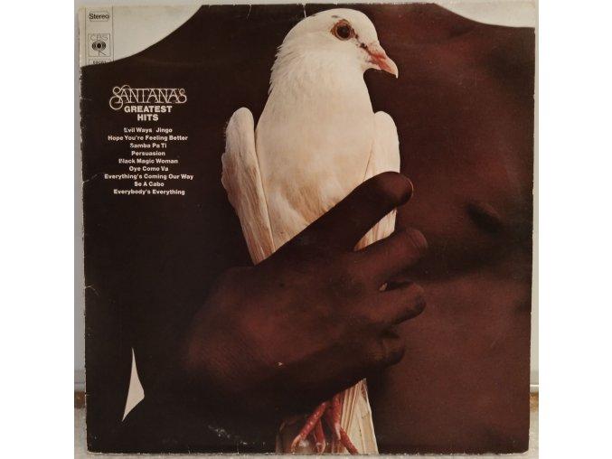 LP Santana - Greatest Hits, 1974