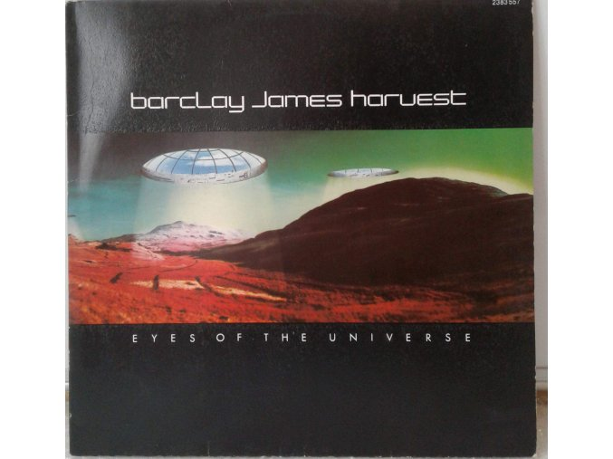 LP  Barclay James Harvest - Eyes Of The Universe, 1978