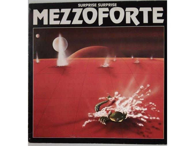 LP Mezzoforte - Surprise Surprise, 1983