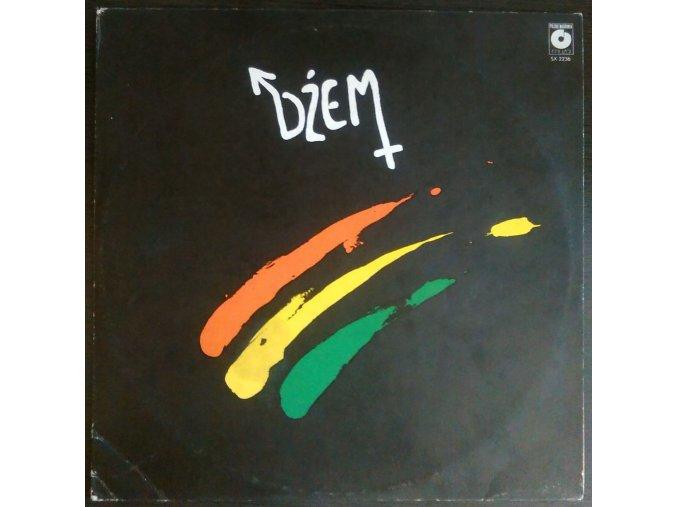 LP Dżem – Najemnik, 1985