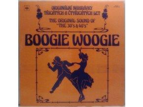 LP Various – Boogie Woogie, 1979