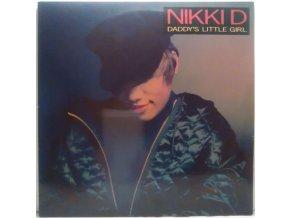 LP Nikki D – Daddy's Little Girl, 1991