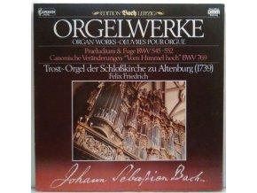 Johann Sebastian Bach - Orgelwerke, 1984