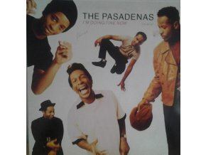 LP The Pasadenas - I'm Doing Fine Now, 1991
