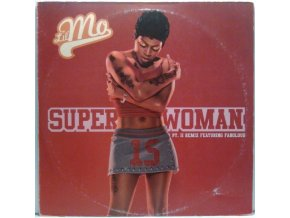 LP Lil' Mo ‎– Superwoman PT. II, 2001