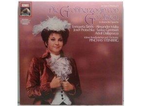 2LP Box Jacques Offenbach - Die Großherzogin Von Gerolstein, 1984