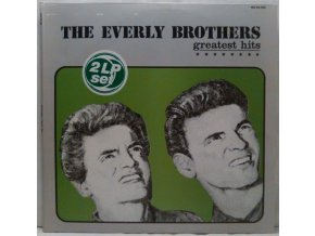 2LP The Everly Brothers - Greatest Hits, 1980