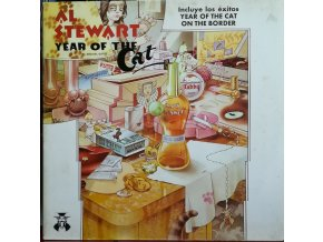 LP Al Stewart - Year Of The Cat, 1976