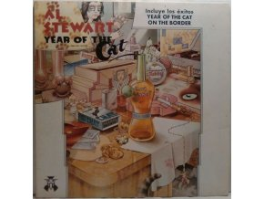 LP Al Stewart - Year Of The Cat, 1976