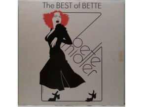 LP Bette Midler ‎– The Best Of Bette, 1978