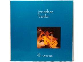 LP Jonathan Butler - 7th Avenue, 1988