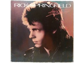 LP Rick Springfield - Hard To Hold - Soundtrack Recording, 1984
