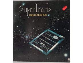 LP Supertramp - Crime Of The Century, 1974
