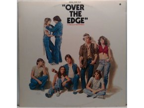 LP Over The Edge - Original Sound Track, 1979