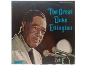 LP Duke Ellington - The Great Duke Ellington, 1967