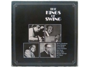 LP Various ‎– The Kings Of Swing, 1975