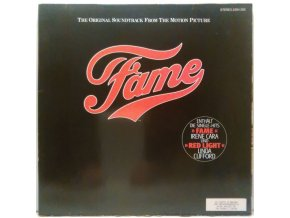 LP  Various ‎– Fame - Original Soundtrack From The Motion Picture, 1980
