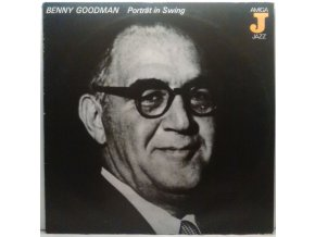 LP Benny Goodman - Portrat In Swing, 1981