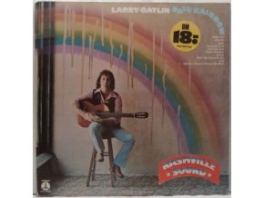 LP Larry Gatlin - Rain Rainbow, 1974