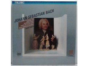 3LP Box Johann Sebastian Bach - Englische Und Französische Suiten, 1987