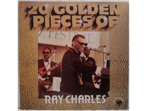 LP Ray Charles ‎– 20 Golden Pieces Of Ray Charles