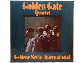 LP Golden Gate Quartet - Golden Gate Quartet