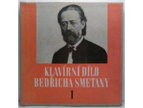 5LP Box Klavírní dílo Bedřicha Smetany I