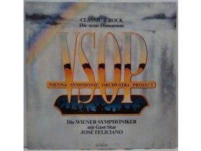 LP VSOP Vienna Symphonic Orchestra Project/ Die Wiener Symphoniker Mit Gast-Star José Feliciano – Classic & Rock - Die Neue Dimension, 1988