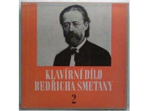 6LP Box Klavírní dílo Bedřicha Smetany II