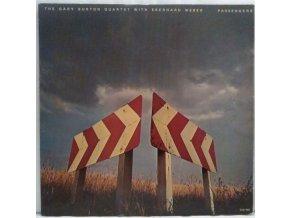 LP The Gary Burton Quartet With Eberhard Weber - Passengers, 1977