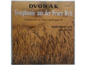 LP Dvorak, Tonhalle-Orchester, Zürich, Josef Krips - Symphonie Aus Der Neuen Welt (Symphonie Nr. 9 In E-moll Opus 95)