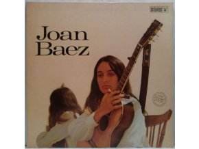LP Joan Baez - Joan Baez, 1972