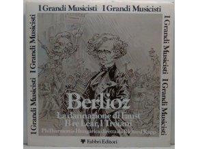 LP Berlioz, Philharmonia Hungarica, Richard Kapp - La Dannazione Di Faust / Il Re Lear, I Troiani, 1981