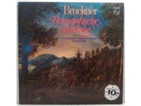 LP Bruckner, Concertgebouw-Orchester Amsterdam, Bernard Haitink - Romantische Sinfonie (Nr.4 Es-Dur)
