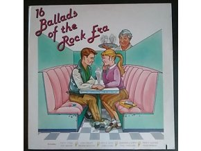 LP Various - 16 Ballads Of The Rock Era, 1983