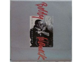 LP Bobby Womack - Save The Children, 1989