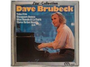 LP  Dave Brubeck -  Star-Collection, 1975