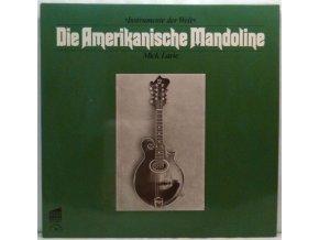 LP Mick Larie - Die Amerikanische Mandoline, 1978