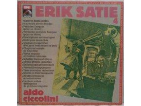 LP Erik Satie, Aldo Ciccolini – Œuvres Fantaisistes (Erik Satie 4) 1987
