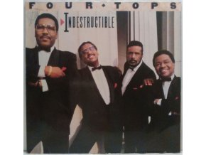 LP Four Tops - Indestructible, 1988
