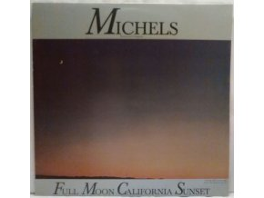 LP Michels - Full Moon California Sunset, 1977