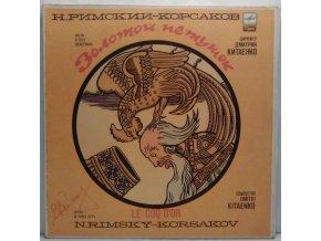 3LP Box Nikolai Rimsky-Korsakov, Dimitrij Kitaenko - Le Coq D'Or. Opera In Three Acts., 1989