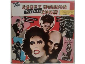 LP The Rocky Horror Picture Show – The Rocky Horror Picture Show - Original Sound Track, 1989