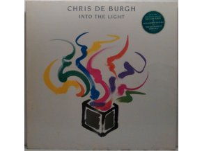 LP Chris De Burgh - Into The Light, 1986