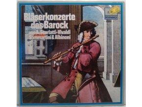 LP Various - Bläserkonzerte Des Barock