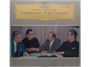 LP Beethoven, Géza Anda ∙ Wolfgang Schneiderhan ∙ Pierre Fournier ∙ Radio-Symphonie-Orchester Berlin ∙ Ferenc Fricsay – Tripelkonzert, 1961