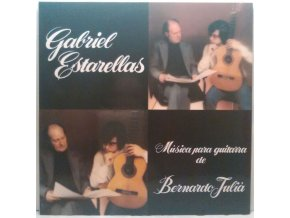 LP Gabriel Estarellas - Música Para Guitarra De Bernardo Julia